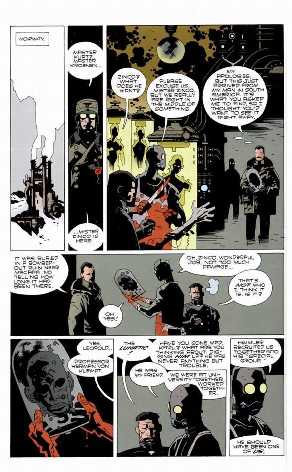Hellboy. Изображение № 19.