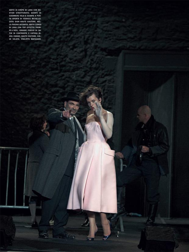 Вышли новые съемки Vogue, i-D, 10 и Interview. Изображение № 55.