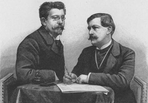 Братья Поль и Виктор Маргерит. Изображение № 294.
