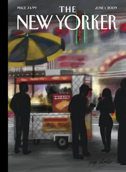 10 иллюстраторов журнала New Yorker. Изображение №75.