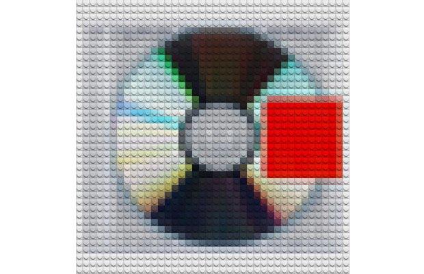 Tumblr-блог публикует Lego-ремиксы обложек альбомов. Изображение № 7.