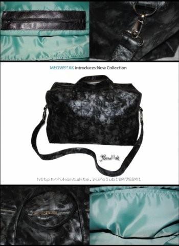 MEOW bags. Изображение № 4.