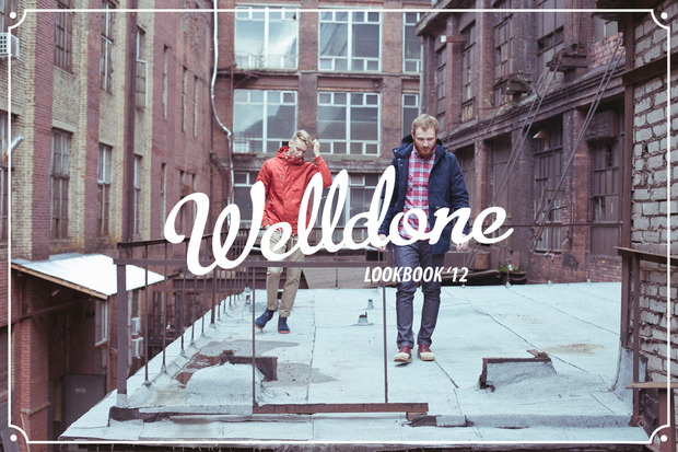 Welldone подготовил Lookbook' 12. Изображение № 1.