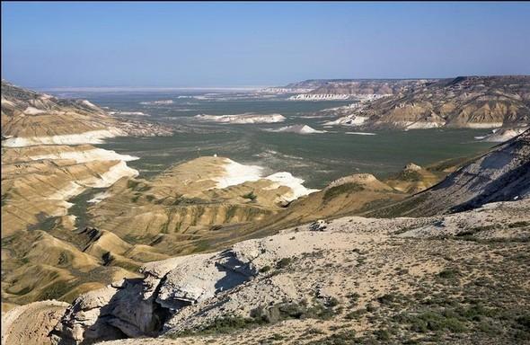 Западный Казахстан. Полуостров Мангышлак. Изображение № 20.