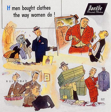 Сексизм в рекламе. Часть II. Изображение № 9.