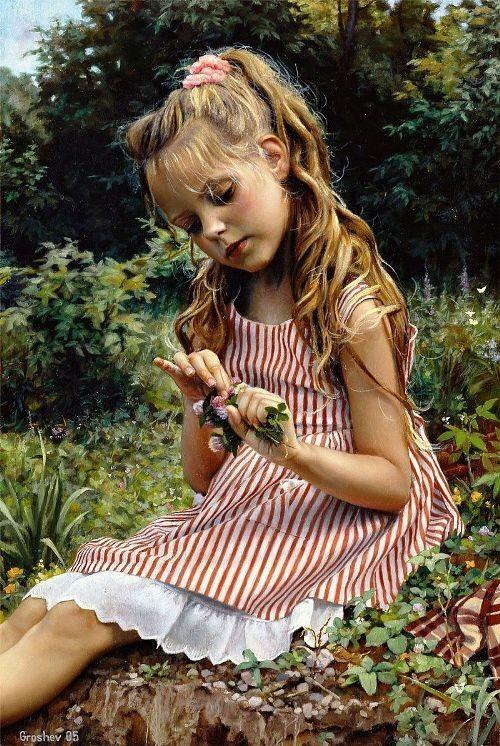 Мастер живописи — Слава Грошев (Slava Groshev). Изображение № 8.