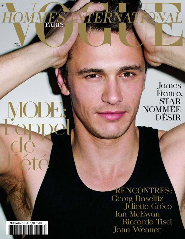 Изображение 5. Обложки: AnOther Man, GQ Style, Vogue Hommes и другие.. Изображение № 7.