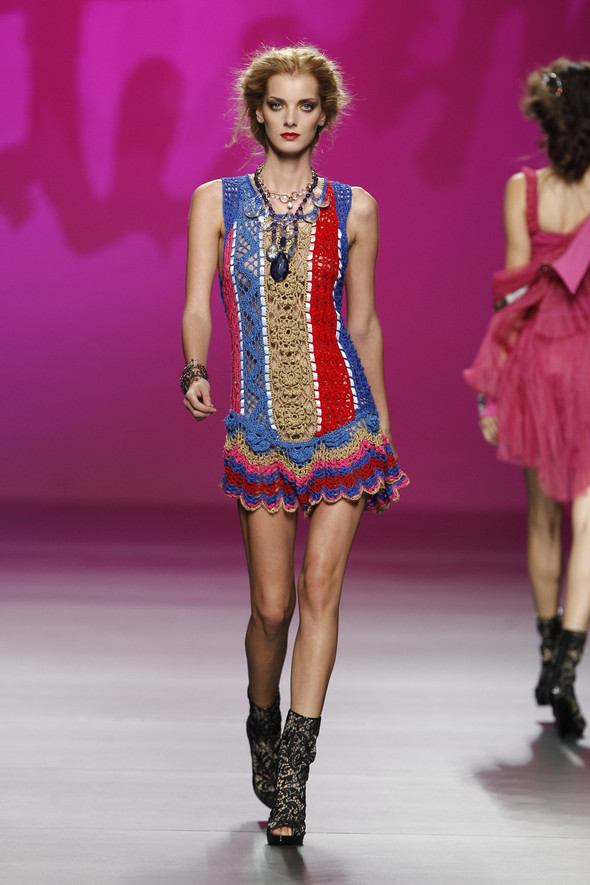 Madrid Fashion Week SS 2012: Francis Montesinos. Изображение № 12.