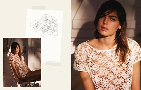 Рекламные кампании: Oysho, Zara и другие. Изображение № 59.