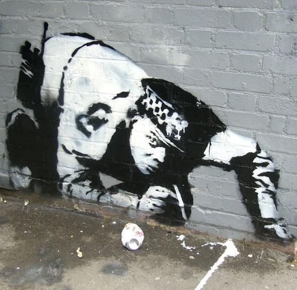 Большая коллекция уличного искусства. Изображение № 57.