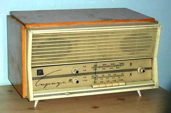 Радиоприемники в стиле ретро. Изображение № 33.