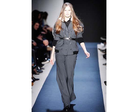 Неделя моды в Нью-Йорке: второй день. Изображение № 11.