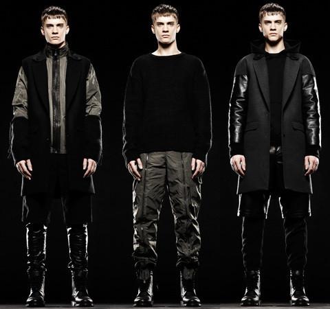 Превью мужской коллекции, опубликованное Style.com. Изображение № 1.