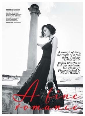 Vogue Australia September 2010. Изображение № 1.
