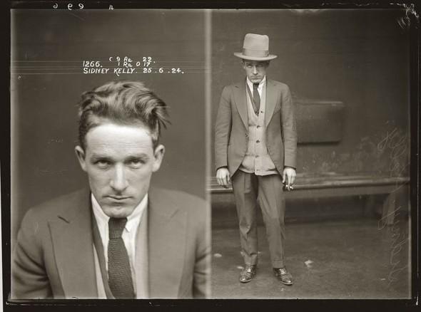 Фотографии американских гангстеров начала 20 века. Изображение № 31.