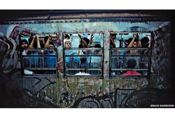 Метрополис: 9 альбомов о подземке в мегаполисах. Изображение № 6.
