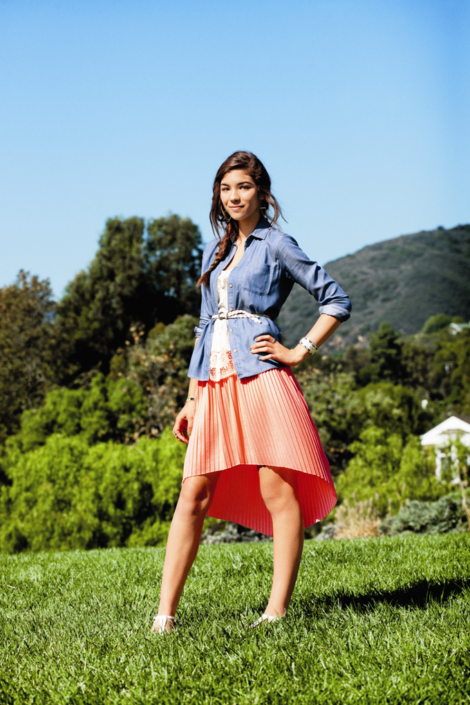 Chanel, Trends Brands и Urban Outfitters показали новые лукбуки. Изображение № 58.