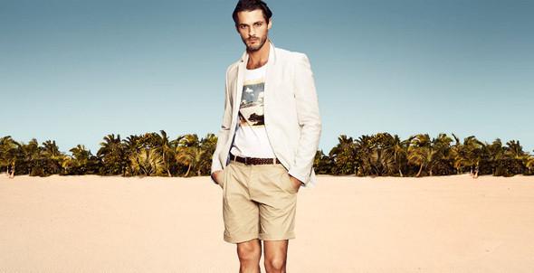 Изображение 5. Рекламные кампании: Cerruti, Lanvin и H&M.. Изображение № 9.