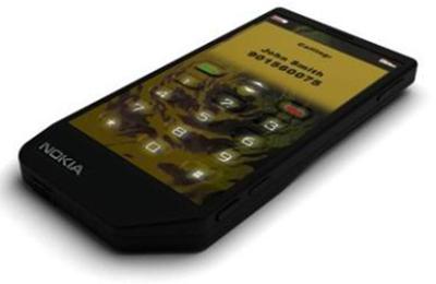 Nokia наполнит сенсорные экраны водой. Изображение № 2.