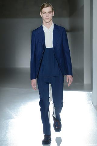 Неделя мужской моды в Милане: День 2. Изображение № 26.
