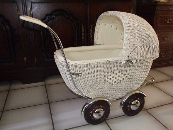 Ретро – kinderwagen, stroller илидетская коляска. Изображение №19.