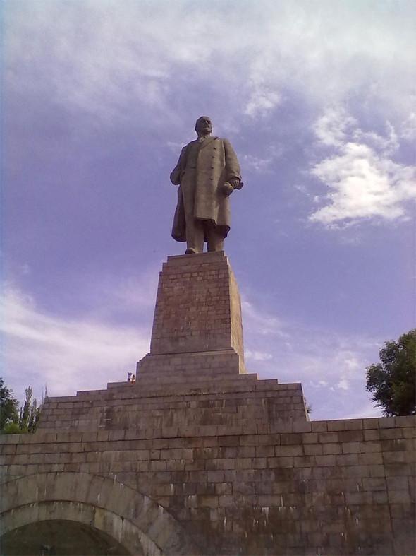 Померялись длиной: самые высокие статуи в мире. Изображение № 6.