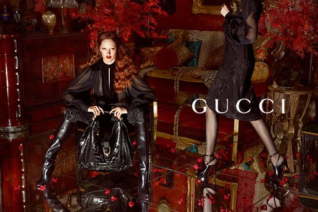 Вышли новые кампании Gucci, Eleven Paris, Forever 21, Moschino и Tomboy. Изображение № 26.