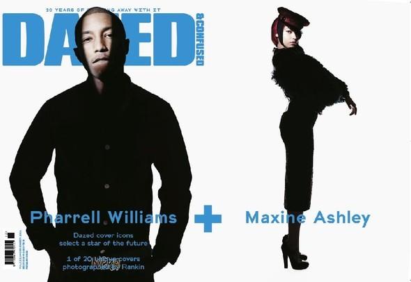 Обложки: 20 знаменитостей в объективе Ранкина для Dazed & Confused. Изображение № 4.