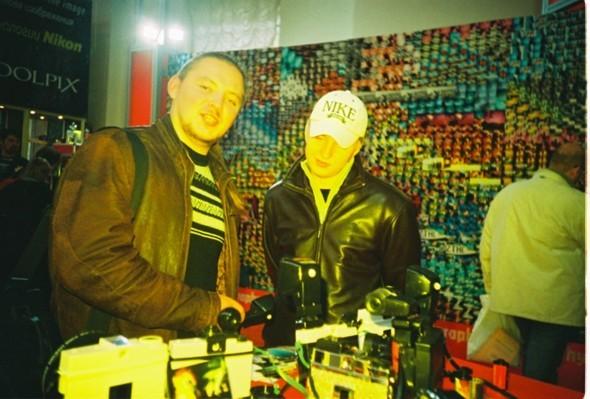 Этовам неигрушки! ИлиЛомография наФотоярмарке'09. Изображение № 124.