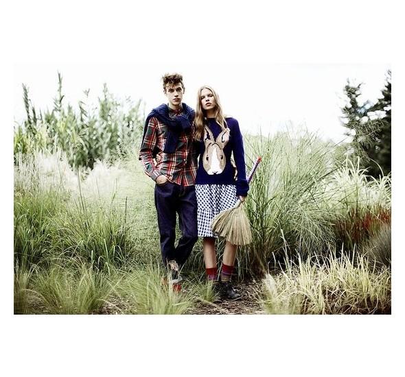 Женские лукбуки: Lauren Moffatt, Zara TRF и Urban Outfitters. Изображение № 22.