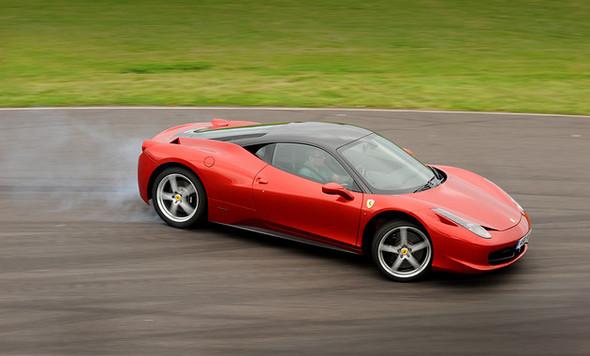 10 самых красивых Ferrari по версии Forbes. Изображение № 9.