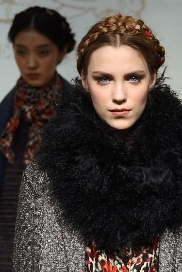 Изображение 22. Beauty looks на неделе моды в Нью-Йорке.. Изображение № 22.
