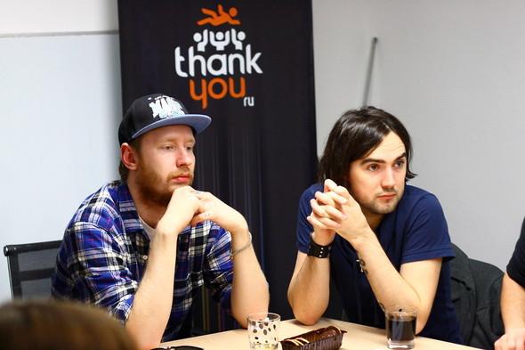 Фоторепортаж с музыкальной конференции ThankYou.ru. Изображение № 16.