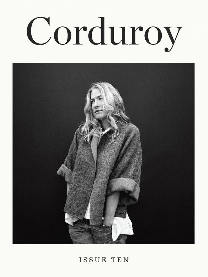 Показаны новые обложки Corduroy, Metal, Tush и других журналов. Изображение № 8.