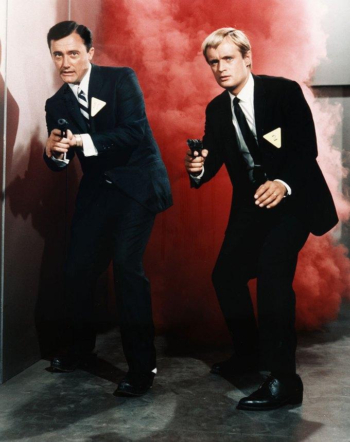 «Человек из U.N.C.L.E.» NBC 1964 года. Изображение № 3.