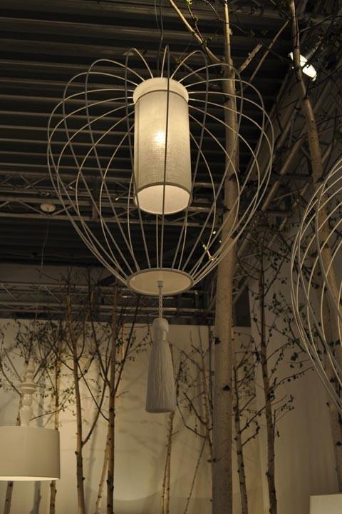 Лампы на Миланской Неделе Дизайна 2010. Изображение № 8.