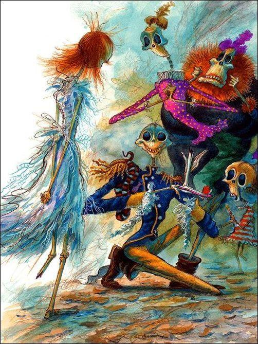 Cinderella Skeleton. Изображение № 18.