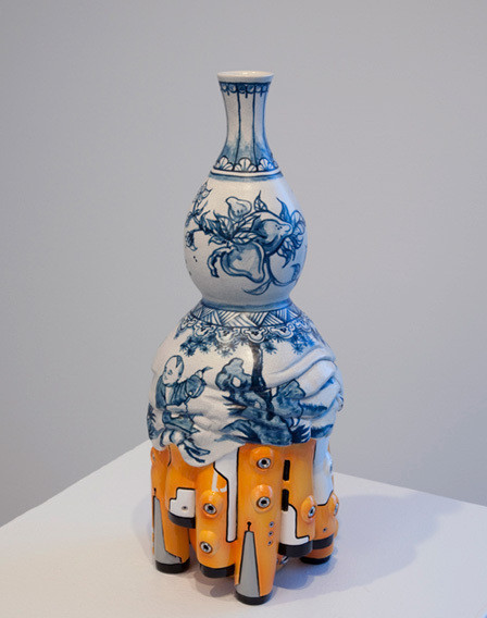 Изображение 4. Кибер-керамика Брендана Танга.. Изображение № 1.