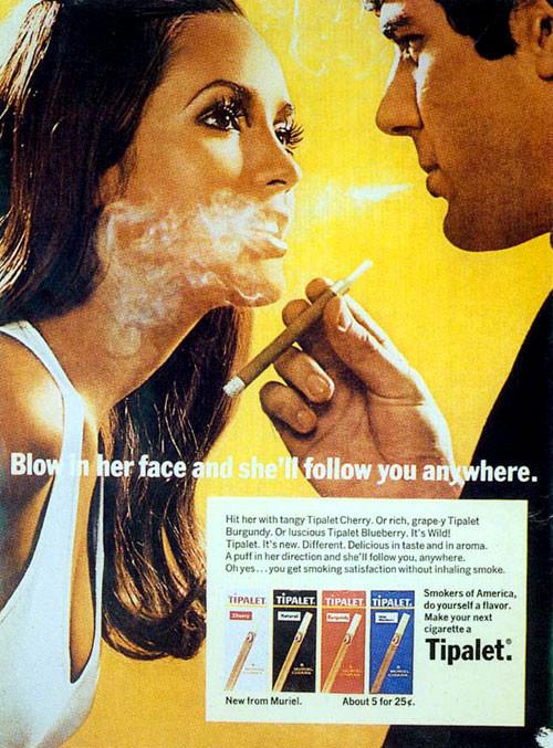 Винтажная реклама табака. Изображение № 11.