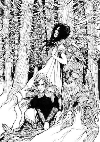 Сказочный мирErin Kelso. Изображение № 8.