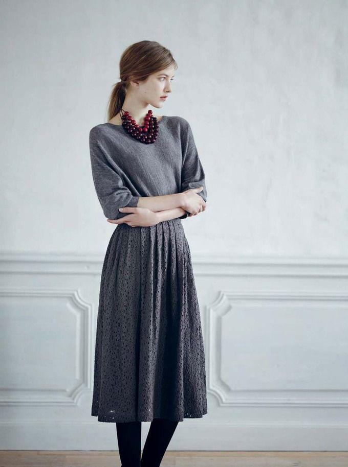 Вышли новые лукбуки Zara, Nasty Gal, Anna October и других марок. Изображение № 65.