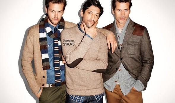 Кампания: Терри Ричардсон, Тони Уорд и другие для H&M. Изображение № 5.