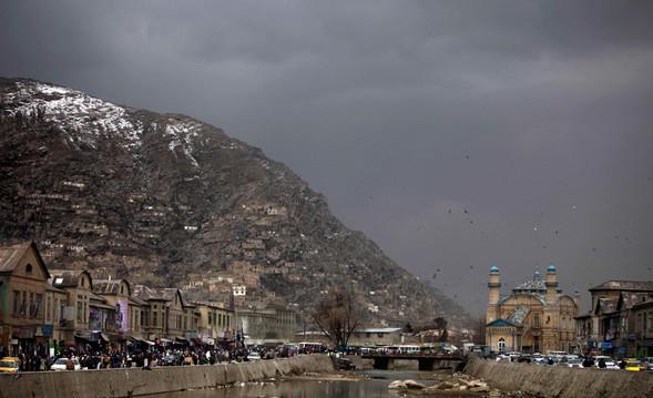 Афганистан. Военная фотография. Изображение № 124.