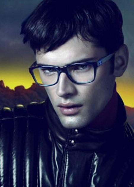Кампания: Versace Eyewear FW 11. Изображение № 6.
