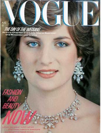 Как менялся Vogue. Изображение № 16.