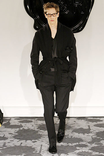 Неделя моды в Париже: мужские показы. Изображение № 33.