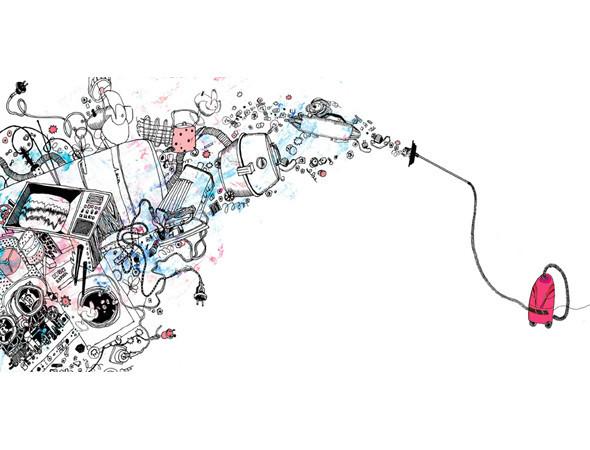 Создать папку: 5 успешных российских иллюстраторов рассказывают о портфолио. Изображение №53.