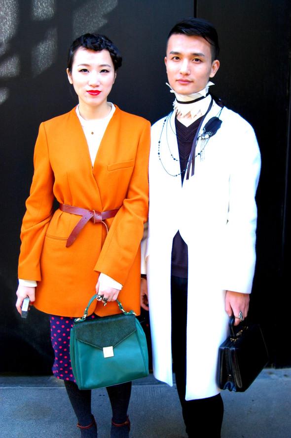 Milan Fashion Week. За кадром. Изображение № 2.