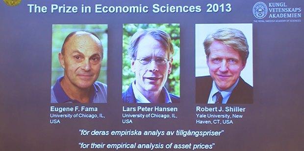 За что вручили Нобелевскую премию по экономике?. Изображение № 1.