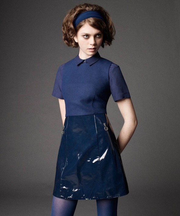 FRED PERRY AW11 LAUREL WREATH COLLECTION «ШАХ И МАТ». Изображение № 3.